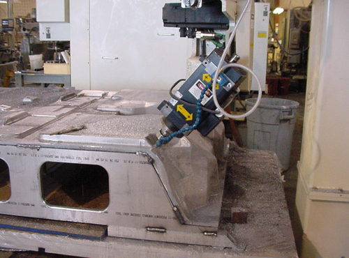 5-AXIS-CNC-MACHINING FOR MOLD MAKING