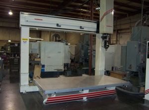 5-AXIS-THERMWOOD-61X122-INCHES FOR MOLD MAKING