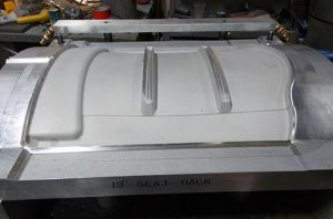 complete mold with water plate
