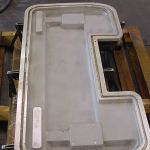 CNC ALUMINUM ROTATIONAL MOLD