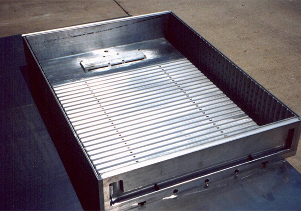 ADJUSTABLE WALLS PRESSURE BOX