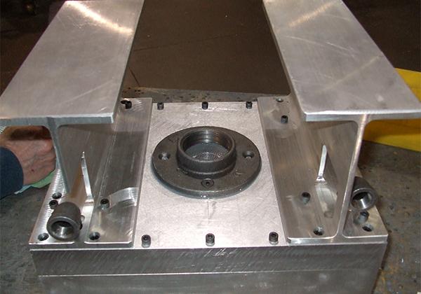 ALUMINUM PRESSURE BOX 1