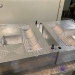 PIPE BLOW MOLDS