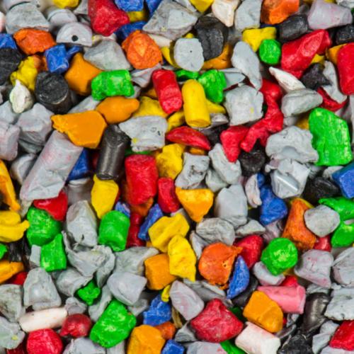 plastic bits